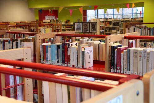 Il était une fois la bibliothèque municipale d'Haubourdin
