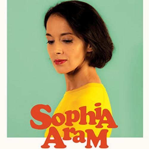 Sophia Aram au Théâtre Sébastopol