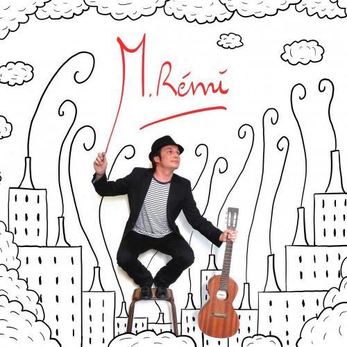 Monsieur Rémi, la release party de son 1er album