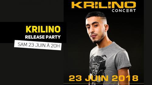 Krilino en concert au FLOW