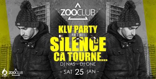 Klv Party – Silence Ça tourne…