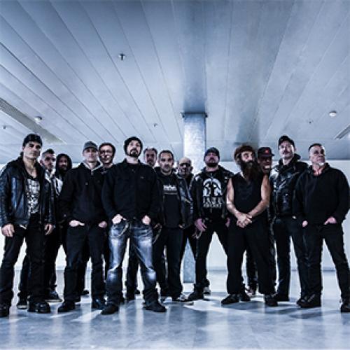 Les Tambours du Bronx + Stengah