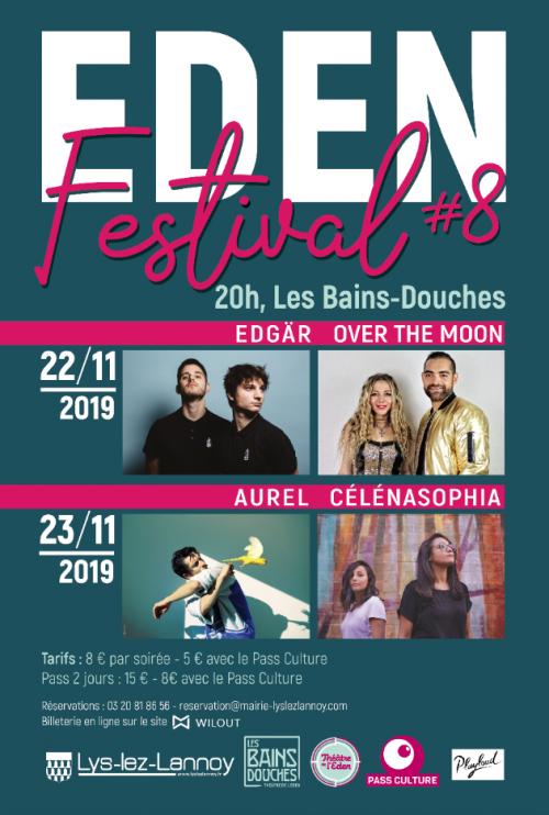 Eden festival #8 : Edgär + Over the Moon
