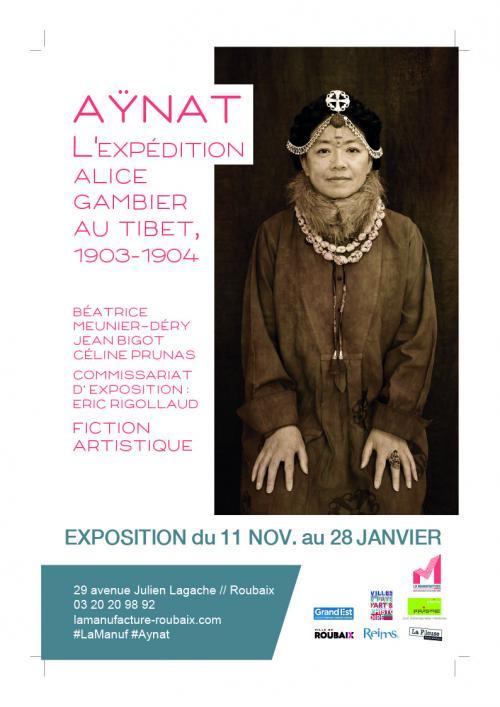 Aÿnat, l'expédition Alice Gambier au Tibet 1903-1904
