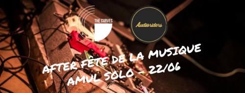 Audioriders + The Curves en concert à l'Amul Solo