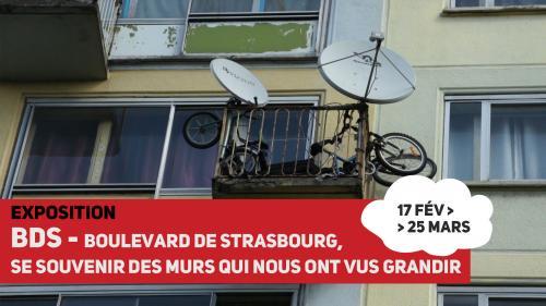 BDS – Boulevard de Strasbourg