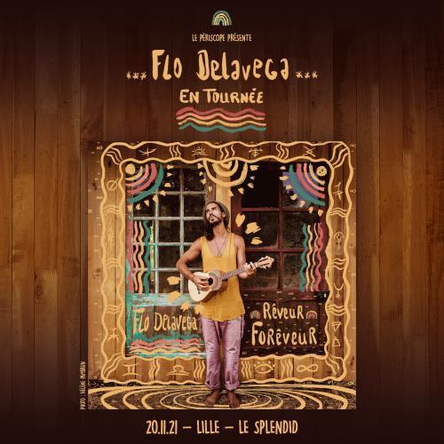 Flo Delavega au Splendid de Lille