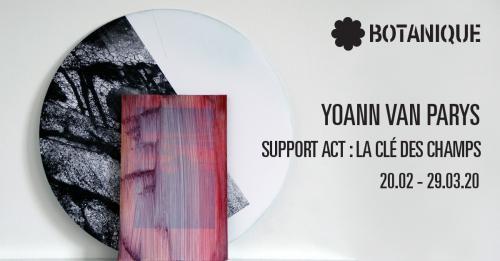 Yoann Van Parys – Support Act : La Clé des Champs