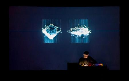 Alex Augier + Ryoichi Kurokawa & Novi_Sad – MusicVideoArt ! 2017