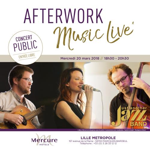 Afterwork Music Live