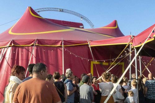 Circus I Love You
