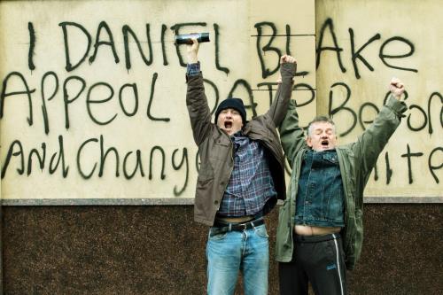 Moi, Daniel Blake, Palme d'or au festival de Cannes