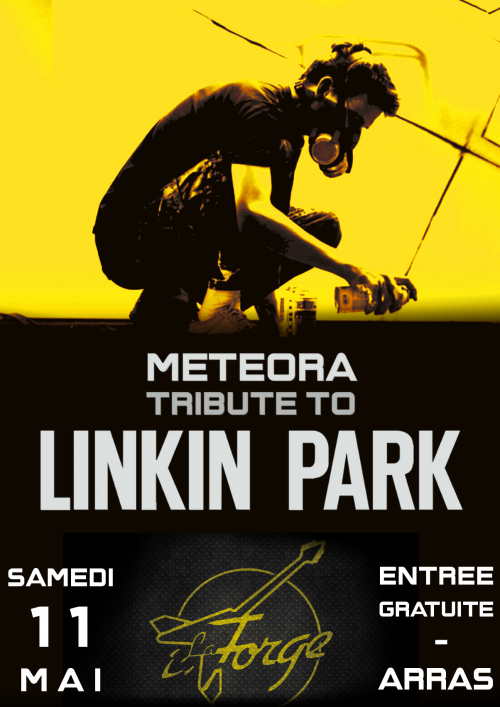 Meteora, le tribute to Linkin Park