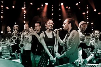 Nubiyan Twist – Festival Jazz en Nord