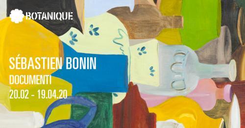 Documenti, une exposition de Sébastien Bonin