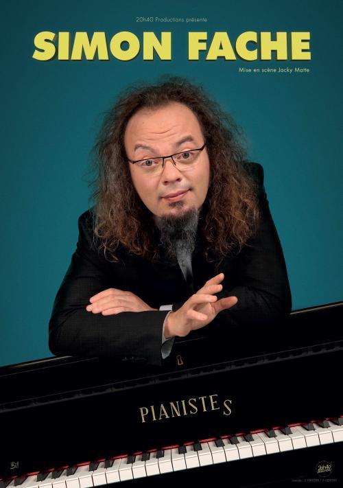 Festival Deci-Delà #19 : Simon Fache – Pianistes