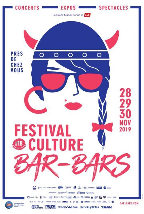 Festival Culture Bar-Bars au Dame C