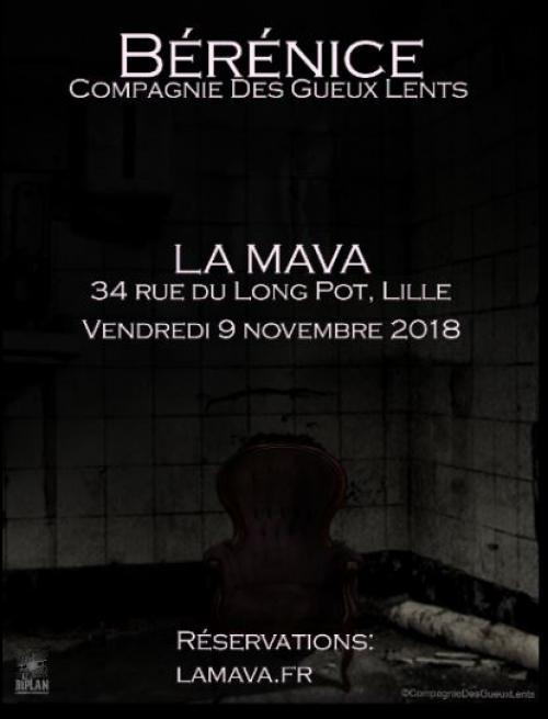 Bérénice par la Compagnie Des Gueux Lents