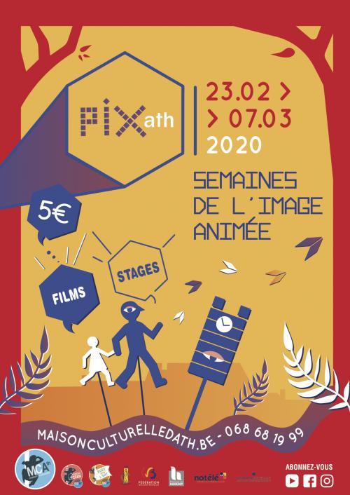 Festival PIXath au Cinéma L'Écran