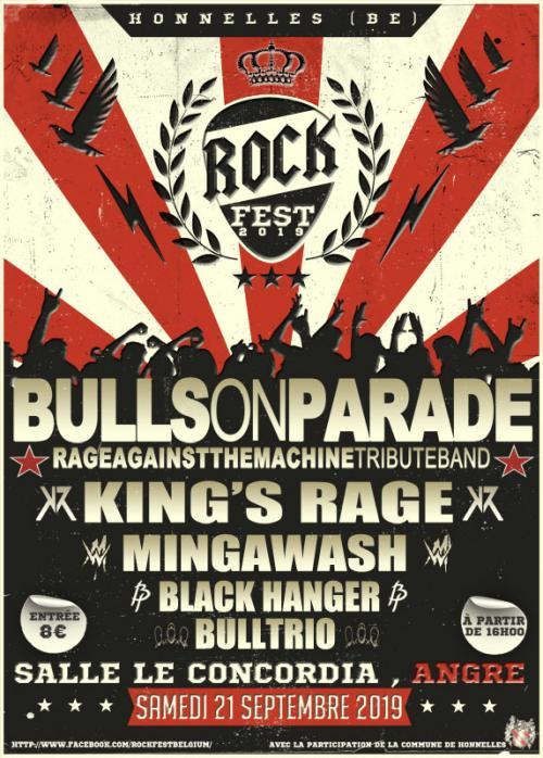 Rockfest, la 3e édition