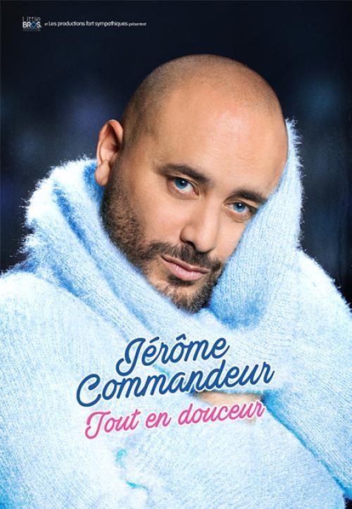 Tout en douceur par Jérôme Commandeur