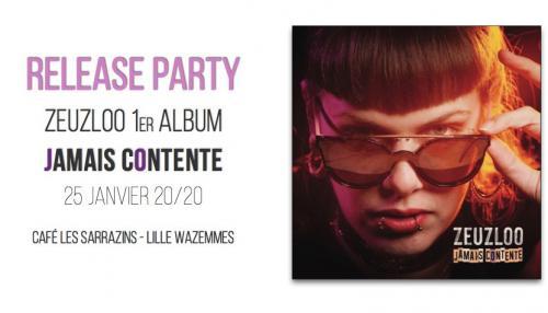 Zeuzloo sort son 1er album