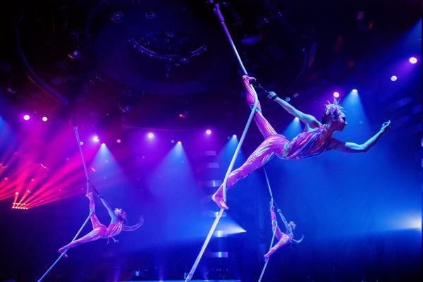 Le Cirque du Soleil dévoile son univers en ligne pendant le confinement