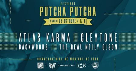 Putcha Putcha, un festival local organisé par un matou rock