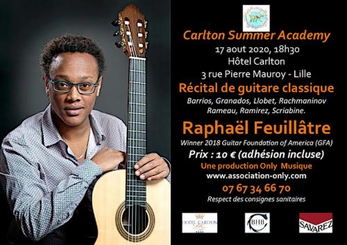 Concerts de guitare classique