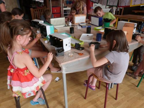 L'atelier du galibot de l'été