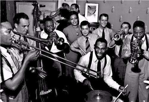Mardi Jam Jazz au Tandem
