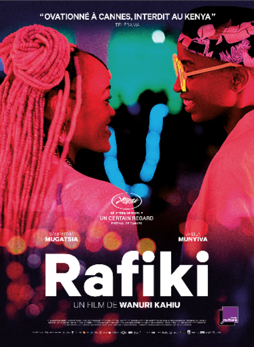 Rafiki, un film deWanuri Kahiu