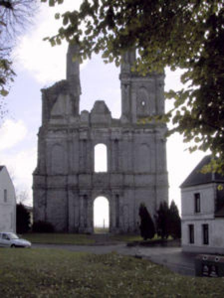 Abbaye Mont St Eloi