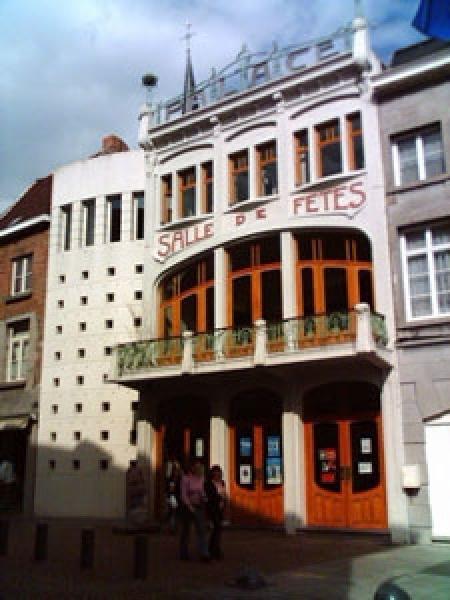 Le Palace (M.C.A.)