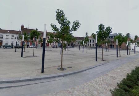 Place de Saint-Amé