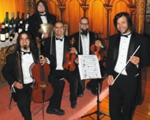 Mononc' Serge et le groupe Anonymus & H.O.Z.