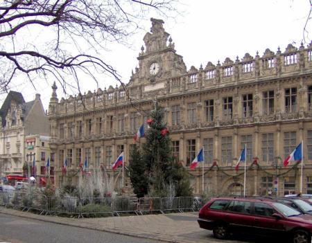 Centre-ville de Valenciennes