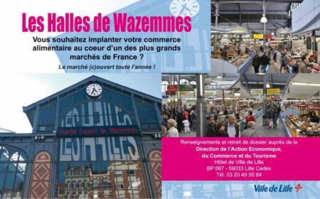 Halles de Wazemmes