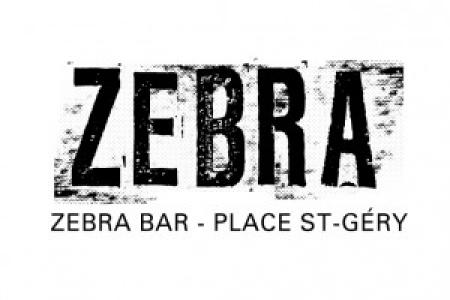 Zebra bar