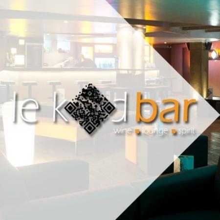 Kod bar (le)