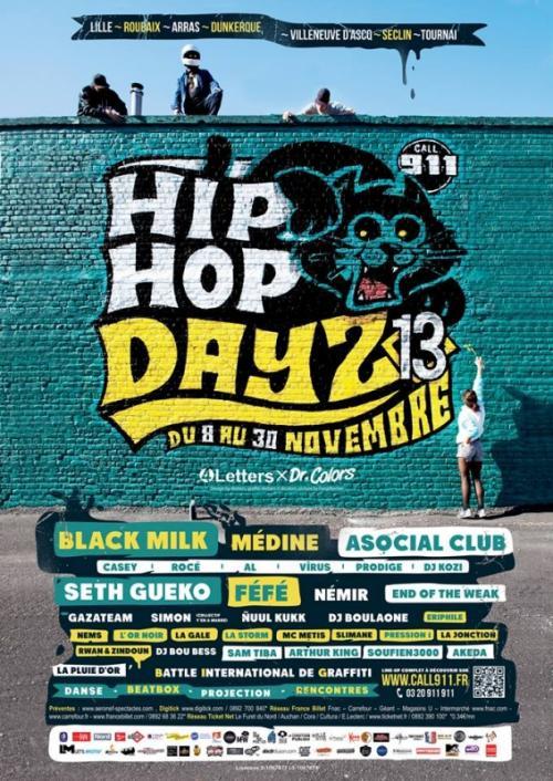 Festival Hip-Hop Dayz #13