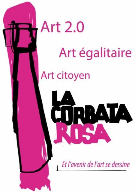 La corbata rosa, la galerie d'art en ligne