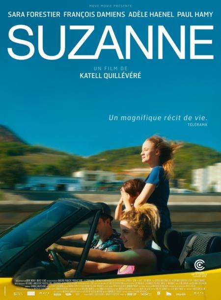 «Suzanne»: Sublime portrait de femme à la bande son rock !