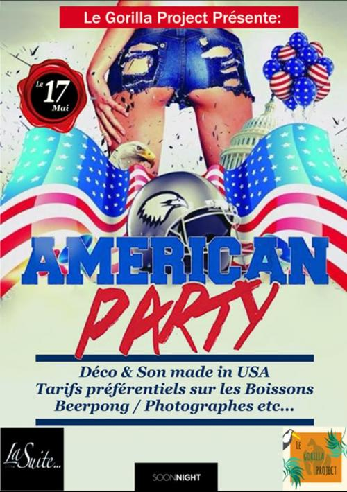 American Party par le Gorilla Project