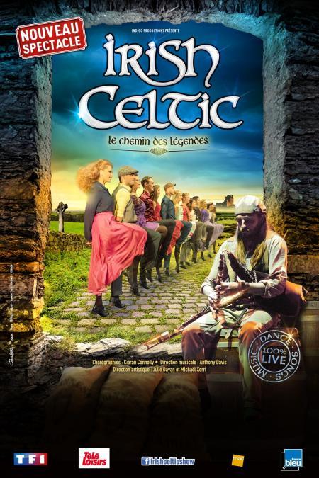 Irish Celtic – Le Chemin des légendes