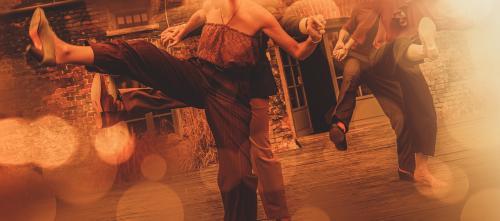 Bal Swing et Initiation Lindy Hop à Saint-Sau