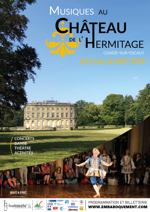 Musiques au Château de l'Hermitage