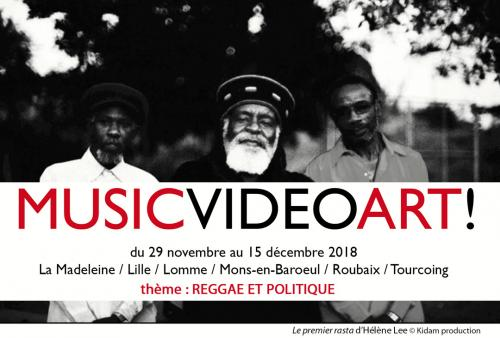 MusicVideoArt ! 2018