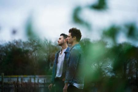 FEATHER/FEATHER, le duo lillois a sorti son 1er album