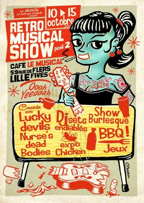 The Retro Musical Show #2